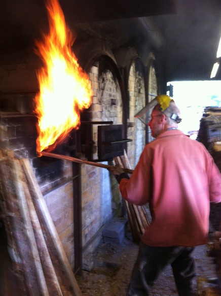 Firing at Muchelney: