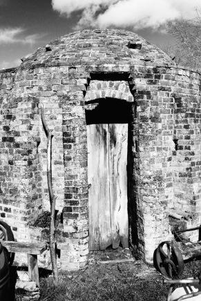 Clee Hill brick kiln