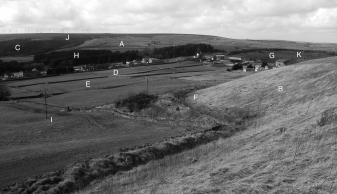 Palimpsest Landscape - Soil Hill, 2015