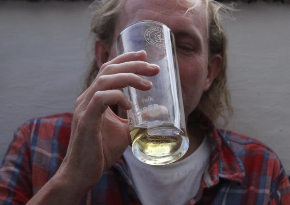 Brian, pint