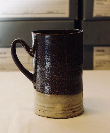 Pint (?) tankard (16/17th Century), Worcester Museum Service
