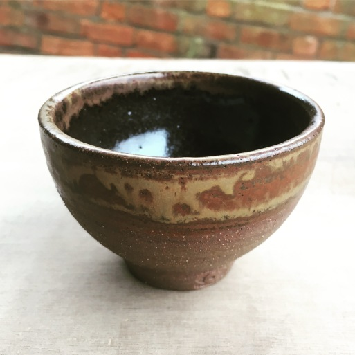 Test bowl - stoneware